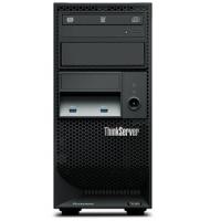 联想ThinkServer TS250 塔式服务器 至强四核处理器E3-1225v6 3.3GHz