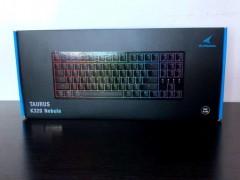 光效DIY+自定义宏:杜伽k320RGB机械键盘体验