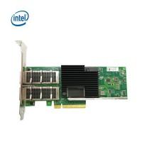 英特尔(Intel)XL710QDA2/PCI-E 40G双口光纤/服务器网卡/ XL710芯片