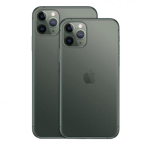 iPhone11系列新配色售空 暗夜绿溢价超过500元