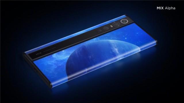 雷军:本周末可到小米之家体验MIX Alpha 5G环绕屏概念手机